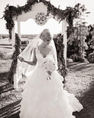 Beautiful bride at @foxhallresort !  #atlantaweddings #atlantaweddingphotographer #jonathanandkaye #southernweddings